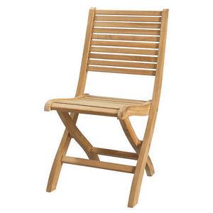 Maisons du monde - chaise pliante oléron - Chaise Pliante