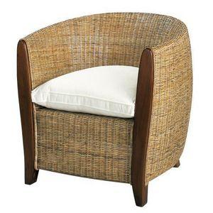 Maisons du monde - fauteuil sidney - Fauteuil De Jardin
