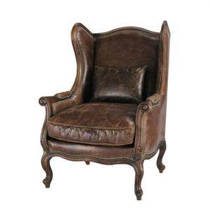 Maisons du monde - fauteuil manoir vintage - Fauteuil