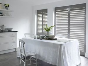 DECO SHUTTERS - shutters kelly hoppen high gloss - Volet Battant Persienne