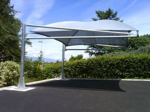 Carapax France -  - Abri De Voiture Carport