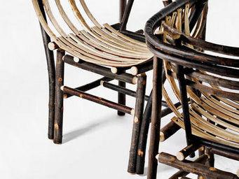 Atelier CHATERS�N - fauteuil boh�me - Fauteuil De Terrasse