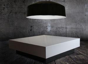 DECOLUPO -  - Table Basse Carrée