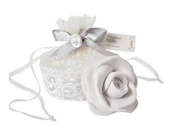 Mathilde M - ballotin rose, parfum rose ancienne - Parfum D'intérieur