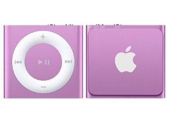 APPLE - ipod shuffle 2 go violet (5me gnration) - new - Mp3