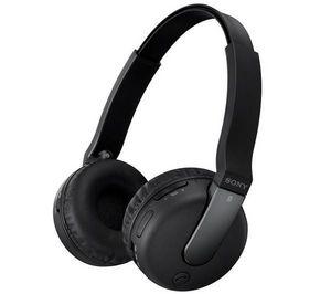 SONY - casque nfc et bluetooth dr-btn200 - noir - Casque Audio