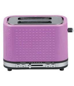 White And Brown - grille pain ta624 - Toaster