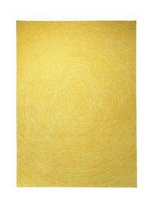 ESPRIT - tapis colour in motion or 250x250 en acrylique - Tapis Contemporain