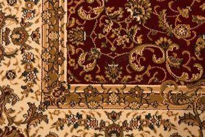NAZAR - tapis tabris 200x290 red - Tapis Traditionnel