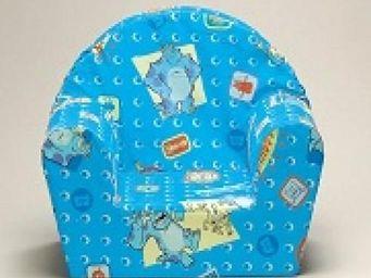DISNEY - fauteuil club monster - Fauteuil Enfant