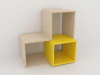 MALHERBE EDITION - caisson carré - Rangement Modulaire
