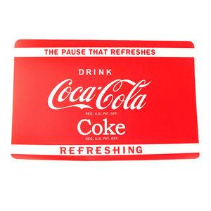 WHITE LABEL - set de table collection coca-cola - Set De Table