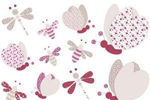 BABY SPHERE -  - Sticker Décor Adhésif Enfant