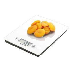 Delta - balance électronique blanche - Balance De Cuisine Électronique