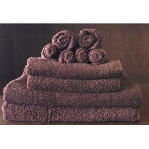 TODAY - set serviettes de bain cacao - Serviette De Toilette