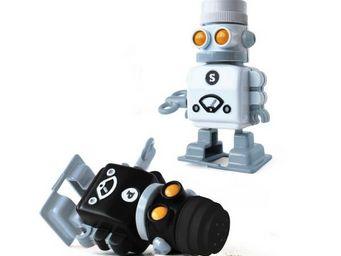 Suck Uk - sel et poivre robot - Salière Et Poivrière