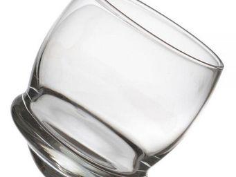 La Chaise Longue - 4 verres à liqueur cuba - Verre
