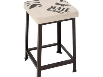 La Chaise Longue - tabouret us mail - Tabouret