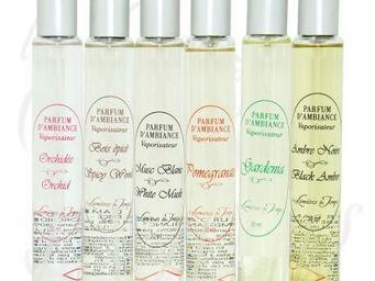 LES LUMIÈRES DU TEMPS - parfum d'ambiance 30 ml - gardénia - les lumières - Parfum D'intérieur