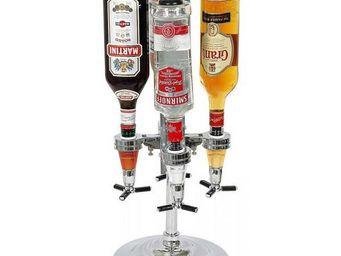 La Chaise Longue - distributeur alcool 4 bouteilles - Distributeur De Céréales