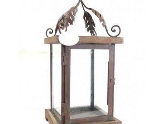 L'HERITIER DU TEMPS - lanterne à l'ancienne oiseau - Lanterne D'extérieur