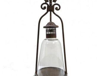 L'HERITIER DU TEMPS - lanterne ancienne à poser - Lanterne D'extérieur