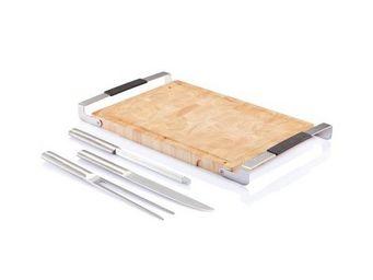 XD Design - set de 3 pcs à découper avec planche blok - Planche À Découper