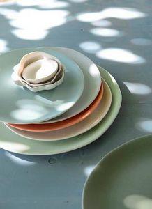 Jars - jardin de maguelone verveine - Assiette Plate