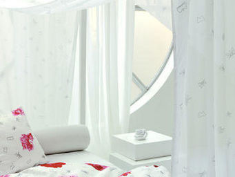 CYRUS COMPANY - china bed - Lit Double