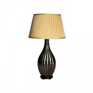 Demeure et Jardin - lampe fines côtes - Lampe À Poser