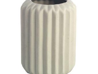 Interior's - vase en porcelaine pm - Vase À Fleurs