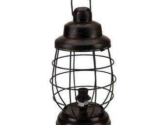 Interior's - lampe esprit lanterne - Lanterne D'extérieur