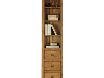 Interior's - colonne 3 tiroirs 45 cm - Colonne De Rangement