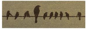 BEST FOR BOOTS - paillasson oiseaux en fibre de coco - Paillasson