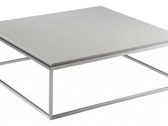 ID'CLIK - table basse carr�e kenza - Table Basse Carr�e