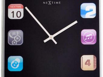 Nextime - horloge design tablette tactile - Horloge Murale