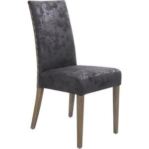 Aubry-Gaspard - chaise en rotin sophie - Chaise