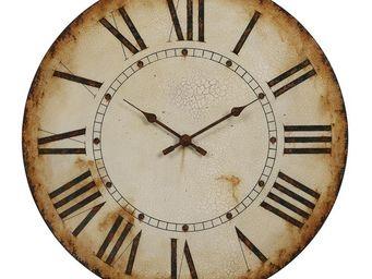 Interior's - horloge émaillée gm - Horloge Murale