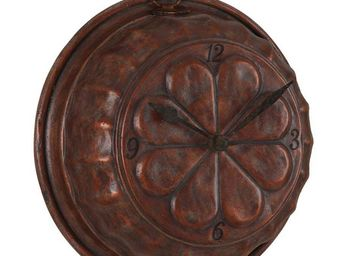 Interior's - horloge moule à gateau - Horloge Murale