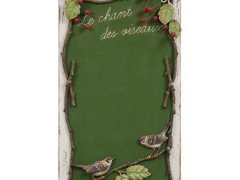 Interior's - menu le chant des oiseaux - D�coration Murale
