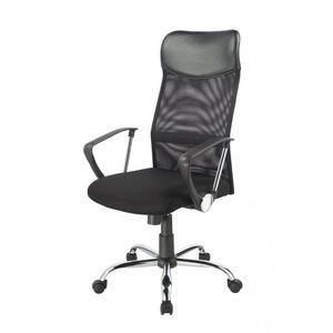 WHITE LABEL - fauteuil de bureau chaise ergonomique - Fauteuil De Bureau