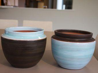 Les Poteries Clair de Terre - loupiote - Cache Pot
