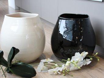 Les Poteries Clair de Terre - ma� - Vase � Fleurs