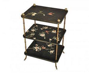Demeure et Jardin - petite table 3 niveaux - Table D'appoint
