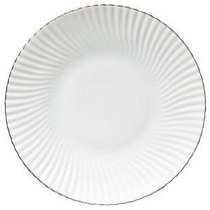 Raynaud - atlantide platine - Assiette De Présentation