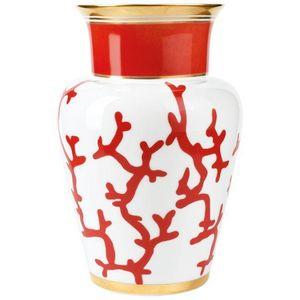 Raynaud - cristobal rouge - Vase Décoratif