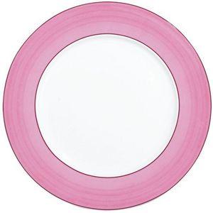 Raynaud - pareo rose - Assiette De Présentation