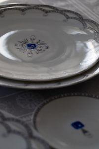 FRADKOF -  - Assiette Plate