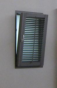 Jasno Shutters - fenêtre persienne - Fenêtre Oscillo Battante
