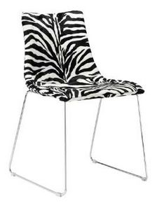 Mathi Design - chaise design zebre - Chaise